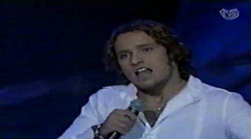 """Iván Piñeiro ('Adán y Eva') cantó """"Ave María"""" en un programa musical hace varios años"""