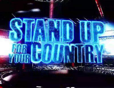 Descubre cómo es 'Stand Up For Your Country', el formato creado por La Competencia y opcionado por Telecinco