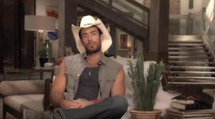 Aarón Díaz se presenta como Arturo Gallardo en 'Tierra de Reyes'