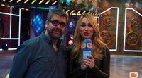 Patricia Conde se cuela en 'Killer Karaoke' como reportera de 'El informal'