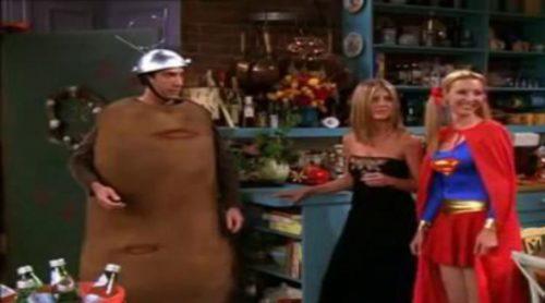 Capítulo especial de Halloween en 'Friends'