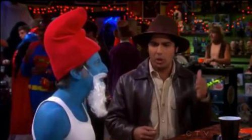 Capítulo de Halloween en 'The Big Bang Theory'