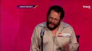 El jurado de 'México tiene talento' se arrodilla ante la actuación de Jahvel Johnson