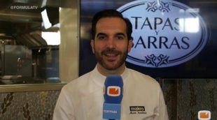 """Mario Sandoval: """"Hemos trabajado muy duro para que 'Tapas y barras' tenga éxito y poder hacer una segunda temporada"""""""