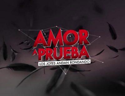 Primeras promos de 'Amor a prueba', reality en el participarán Oriana Marzoli y Tony Spina