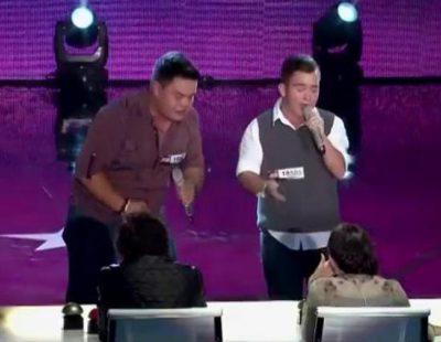 Un concursante mexicano se desmaya durante su actuación en 'Tienes Talento'