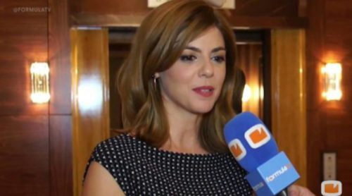 """Manuela Velasco ('Velvet'): """"Estoy enamorada de Alberto y no me lío con nadie más, dejad de llamarme la mala"""""""