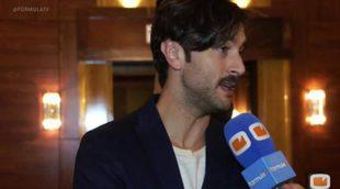 """Javier Rey ('Velvet'): """"Mucho más humor con situaciones surrealistas que le dan redondez a la serie"""""""