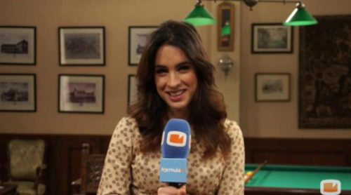 """Fariba Sheikhan ('El Secreto de Puente Viejo'): """"Inés está perdiendo la esperanza de recuperar a Bosco"""""""