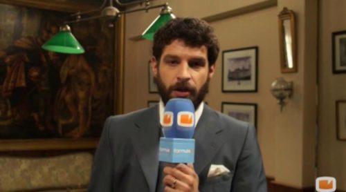 """Francisco Ortiz: """"En la vida participaría en 'Mujeres y hombres y viceversa', no comparto ese tipo de programas"""""""