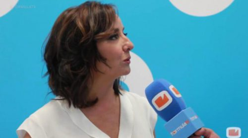 """Pepa Bueno: """"Me da pena que no haya un modelo de financiación definido que garantice el futuro de RTVE"""""""