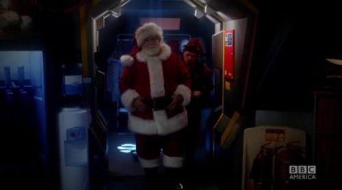 Trailer del capítulo especial de Navidad de 'Doctor Who'