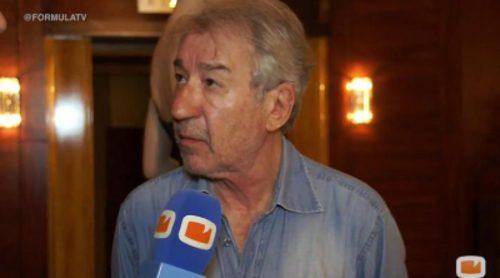 "José Sacristán: ""Mientras 'Velvet' siga adelante yo estaré encantado de hacerme cargo de Don Emilio"""