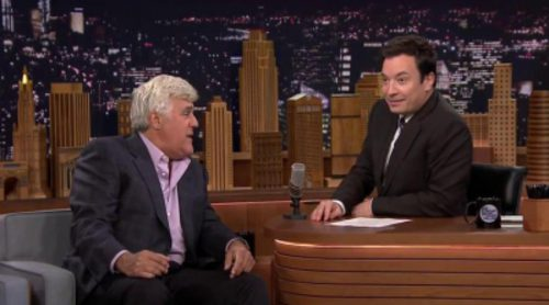 Así fue la vuelta de Jay Leno a su antiguo programa 'The Tonight Show Starring Jimmy Fallon'