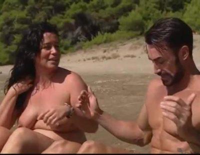 Una avispa intimida al nuevo Adán de 'Adán y Eva'