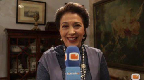 """María Bouzas: """"Me quedé patidifusa en Italia, el público logró emocionarme cantándome una canción"""""""