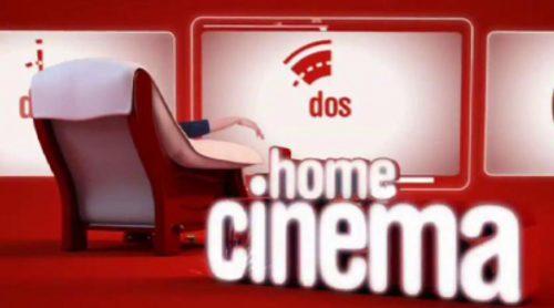 Así es la nueva cabecera de 'Home cinema', el contenedor cinematográfico de Cuatro