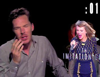 Benedict Cumberbatch imita a los famosos: de Taylor Swift a Jack Nicholson