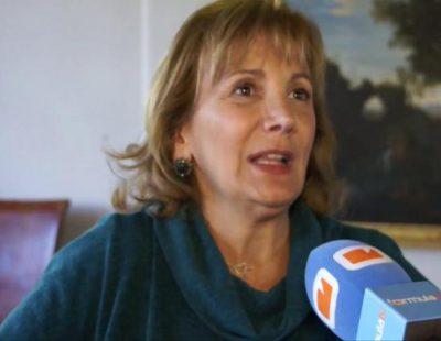 """Elena Irureta ('Algo que celebrar'):""""Me pareció bien que acabase 'Ciega a citas', iba al límite y seguir era cortarse el cuello"""""""