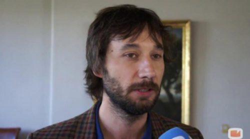 """Raúl Fernández ('Algo que celebrar'): """"El rodaje sin plató es intenso, hacemos pequeñas películas"""""""