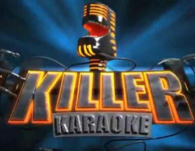 """La bola de demolición de Miley Cyrus llega a """"Killer Karaoke"""""""