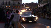 Preestreno multitudinario de 'House of Cars' en Quintanar de la Sierra