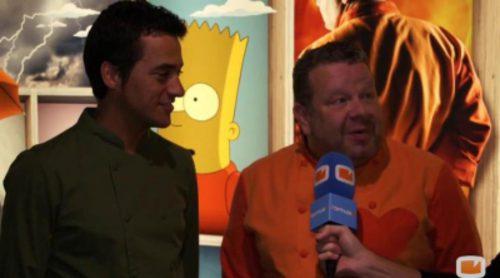 """Alberto Chicote: """"Quedan por delante los cuatro mejores programas de esta edición de 'Top Chef'"""""""