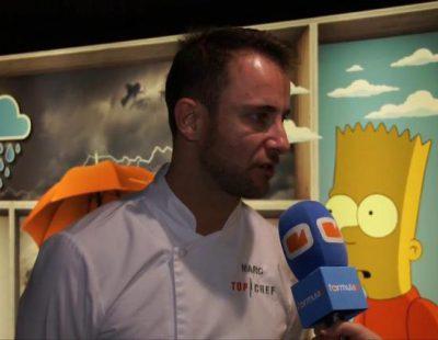"""Marc Joli ('Top Chef'): """"Por muy buen rollo que haya entre los compañeros al final son tus rivales"""""""