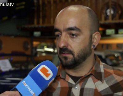 """Víctor Rins ('House of cars'): """"El trabajo con José Vicente ha sido conseguir que se muestre natural"""""""