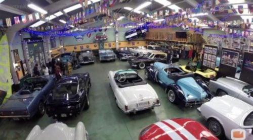 Los entresijos del taller de 'House of Cars', al descubierto