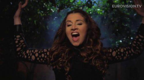 "La ecléctica balada ""Warrior"" de Amber representará a Malta en Eurovisión 2015"
