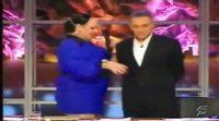 Carlos Latre imitando a la Pantoja de Puerto Rico