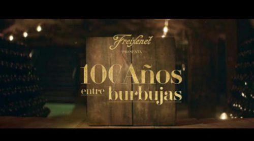 David Bisbal y María Valverde repasan décadas de historia musical en el anuncio de Freixenet 2014