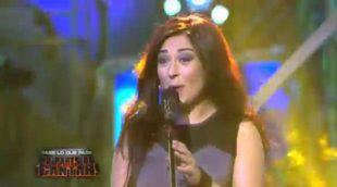 Los integrantes de Camela, este miércoles en 'Killer karaoke'