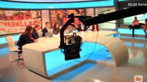 Un año sin RTVV: La última noche de Canal 9