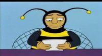 El Hombre Abeja de 'Los Simpson' estaba inspirado en Chespirito