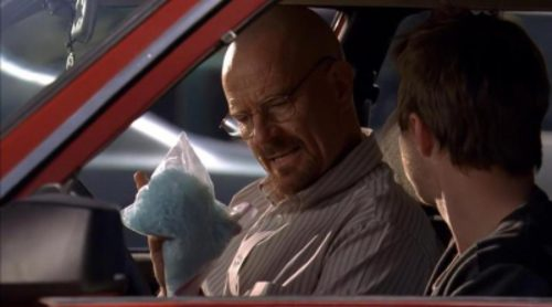 "El rap de 'Breaking Bad': ""This is my product"""
