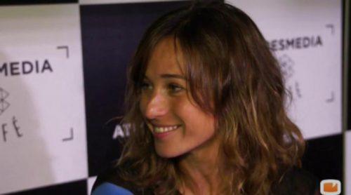 """Marta Etura: """"Me gustaría estar sólo una temporada en 'El incidente', las cosas misteriosas no me gusta alargarlas"""""""