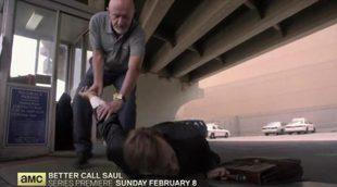 Nuevo teaser de 'Better Call Saul', con la aparición de Mike ('Breaking Bad')