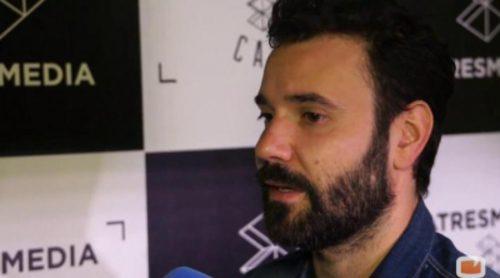 """Miquel Fernández: """"'Lost' tenía una trama cerrada, la alargaron y funcionó, ¿por qué no podría ocurrir con 'El incidente'?"""