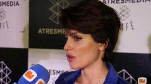 """Bárbara Lennie: """"'El incidente' requiere una infraestructura que no he visto en otras series en las que he trabajado"""""""