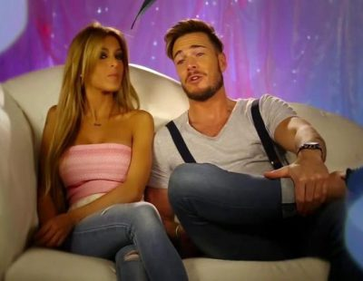 """Oriana Marzoli y Tony Spina en el reality show chileno 'Amor a prueba': """"Nos dicen que somos los Beckham españoles"""""""