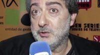 """Javier Olivares ('Víctor Ros'): """"Pablo Olivares es el mejor guionista que he conocido"""""""