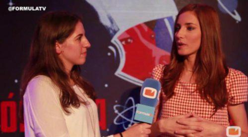 """América Valenzuela: """"'Órbita Laika' se diferencia de 'El hormiguero' en que aquí el experimento es más una demostración"""""""
