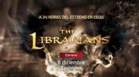 Descubre las primeras imágenes de 'The Librarians', la nueva serie de SyFy