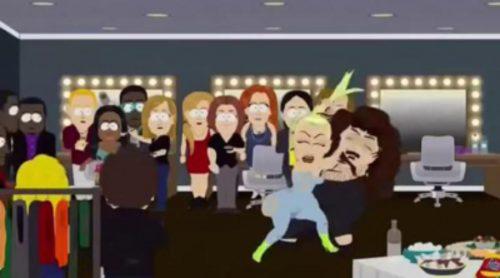 Iggy Azalea, Nicki Minaj, Miley Cyrus y Lorde juntas en 'South Park'