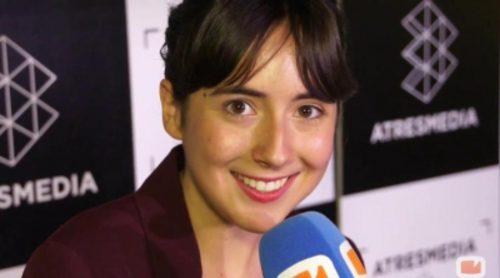 """Macarena Sanz: """"Para hacer mi personaje de 'El incidente' me inspiro en series de HBO"""""""