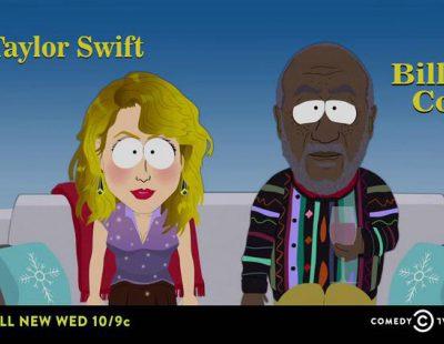 Taylor Swift, Bill Cosby y el holograma de Michael Jackson en el episodio especial de Navidad de South Park