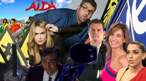 La visión de los redactores de FormulaTV.com: La noticia televisiva de 2014