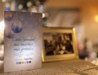 Mediaset España presenta su spot para estas Navidades